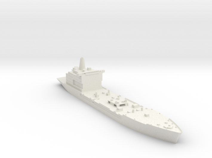 Henry J Kaiser 1:700 Without Loading Arms 3d printed