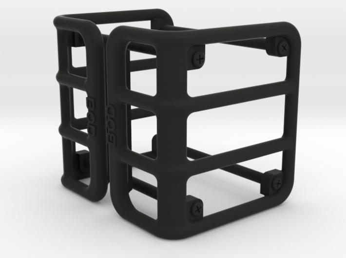 Jeep Wrangler Ingora version Taillights Protection 3d printed