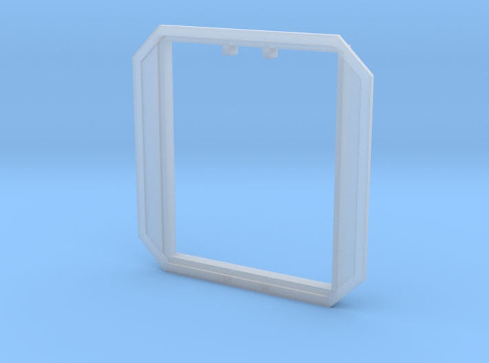 RhB Distant signal - frame 3d printed