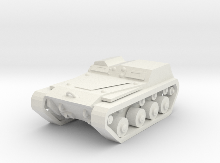 Armour Vehicle 3d printed