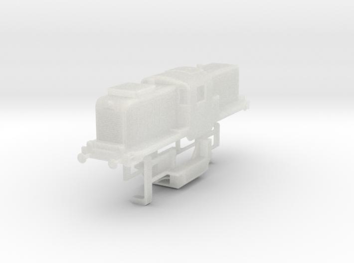 ÖBB 2045 (gemischte Vorbauten) 3d printed