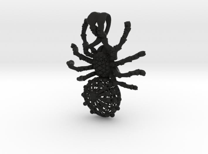 Spider pendant 3d printed