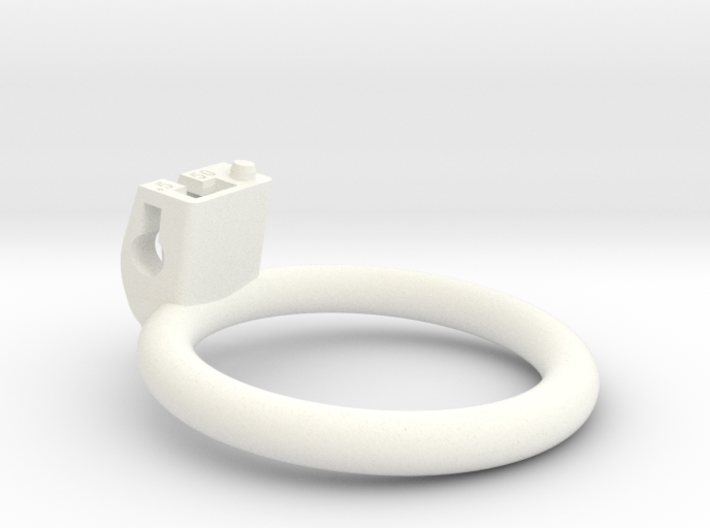 Cherry Keeper Ring - 50mm Flat +5° 3d printed