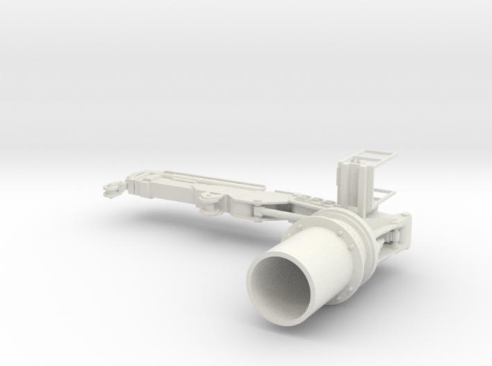 EFFER 65000 marine crane - 1:50 3d printed