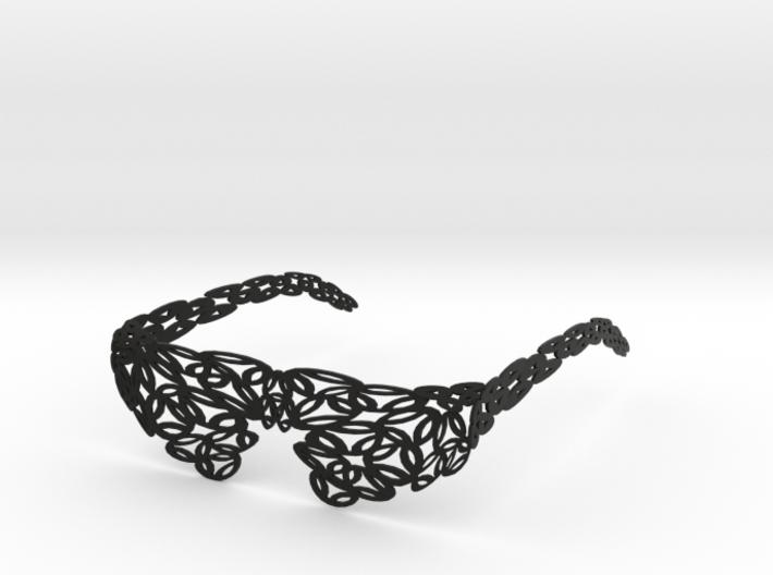 Gyrate Shades 3d printed