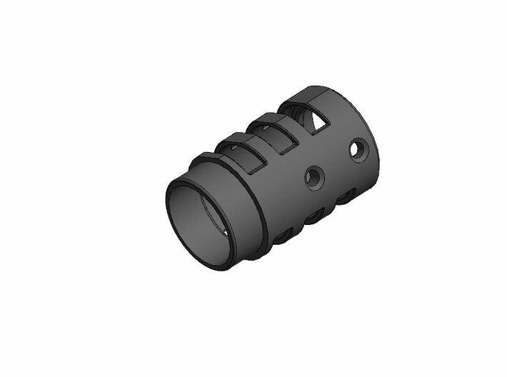 Korbanth AS2 - Extention - NPX Pogo-Pins Shtok 3d printed