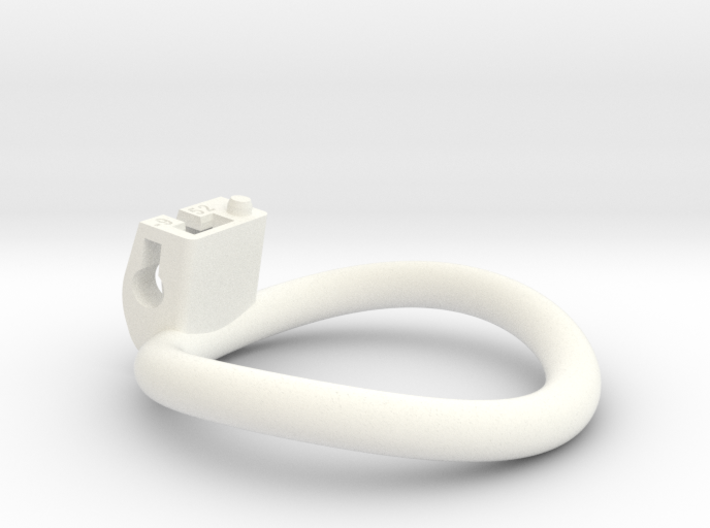Cherry Keeper Ring - 52mm -9° 3d printed