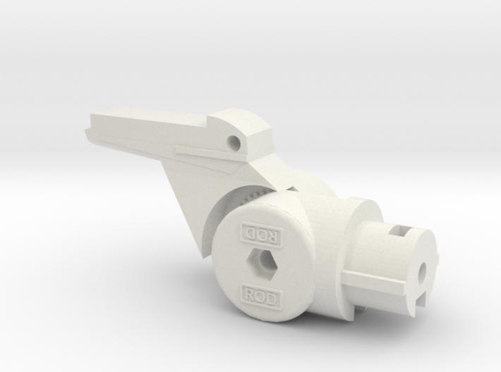 Gass Hi-Capa Buffer Mount SET 3d printed