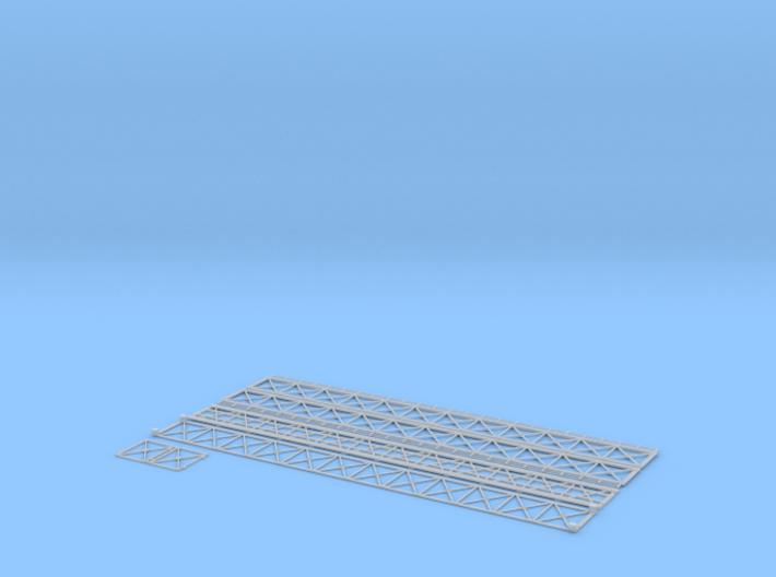 NV4M01 Modular metallic viaduct 1 3d printed