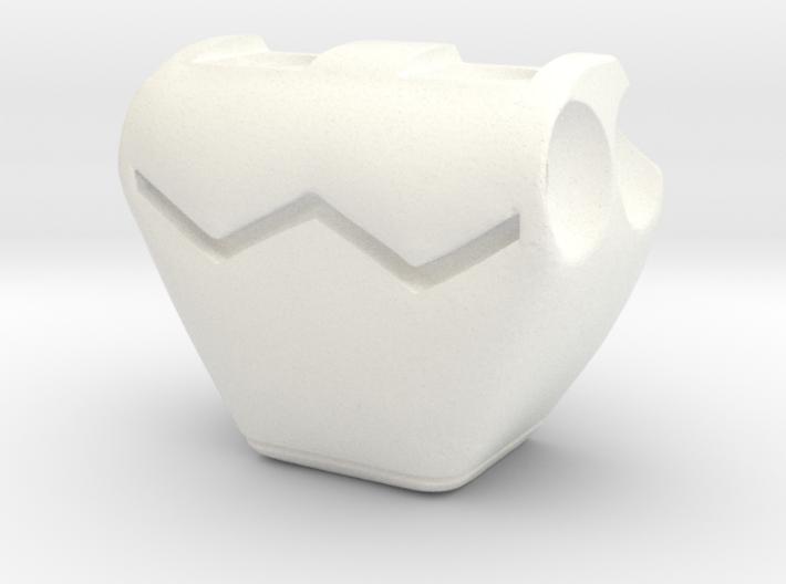 Multibot Torso 3d printed