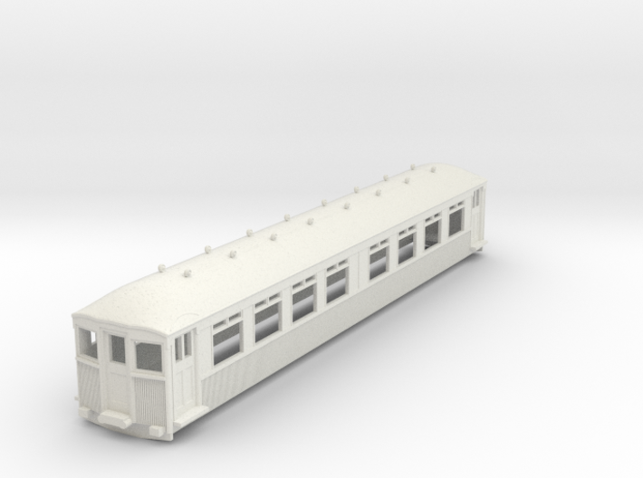 o-87-mersey-railway-1923-trailer-coach 3d printed