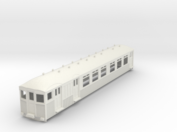 o-43-mersey-railway-1923-motor-coach 3d printed