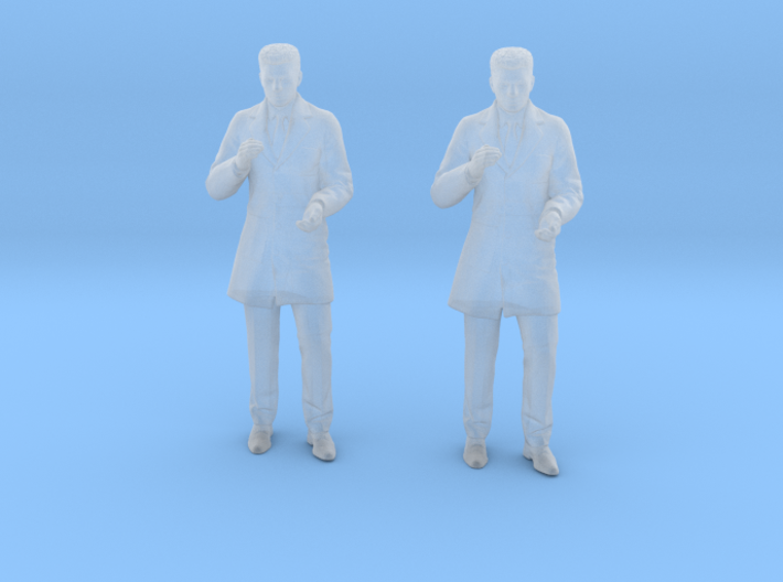 Doctor Standing 3d printed