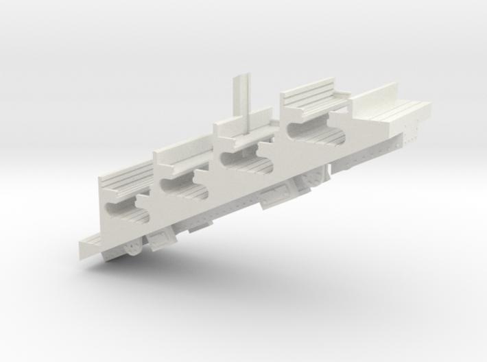 HOfunTP01 - Treport funicular 3d printed