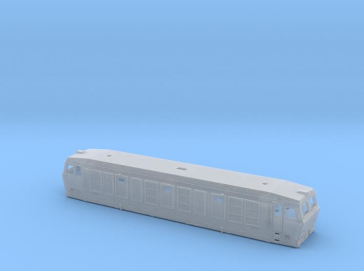 Scala N - FS E632-E633 prima serie 3d printed