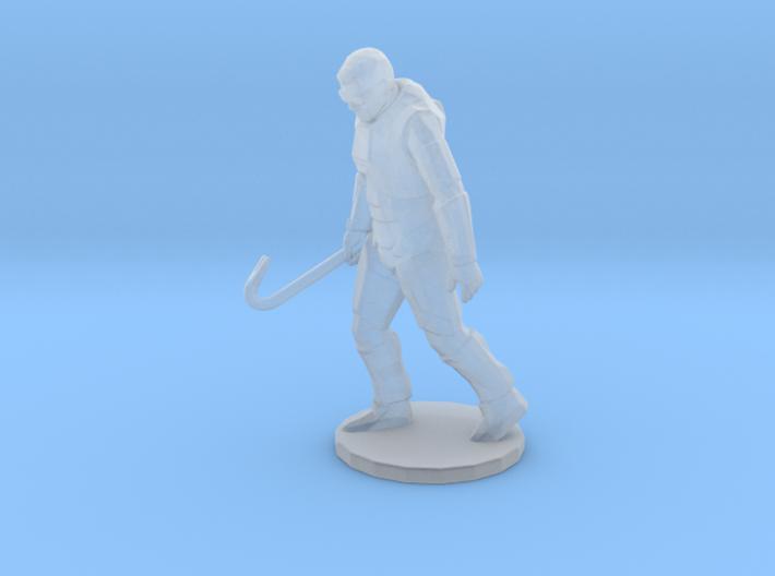 Gordon Freeman 1/60 miniature for games and rpg 3d printed
