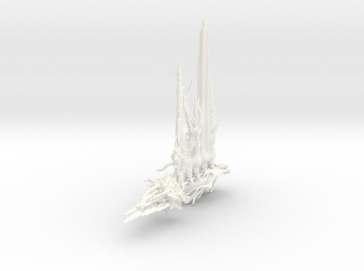 Blast Effects Sampler pack 1 for WFCSiege 3d printed