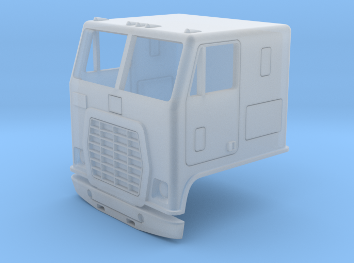 Ford 1973 complete 3d printed