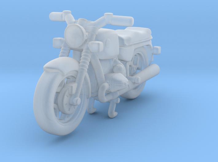 Classic Motorcycle 1:120 TT 3d printed
