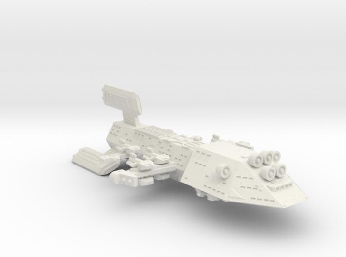 3125 Scale Kzinti Super Space Control Ship SRZ 3d printed