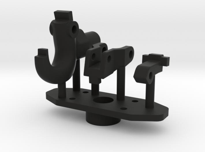Armee-Haken-Kupplung NVA 3d printed