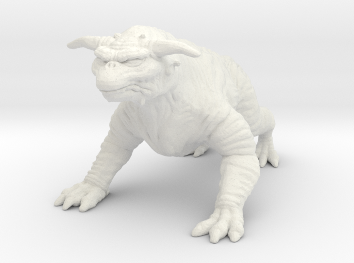 Ghostbusters 1/8 Terror Dog zuul gozer large model 3d printed
