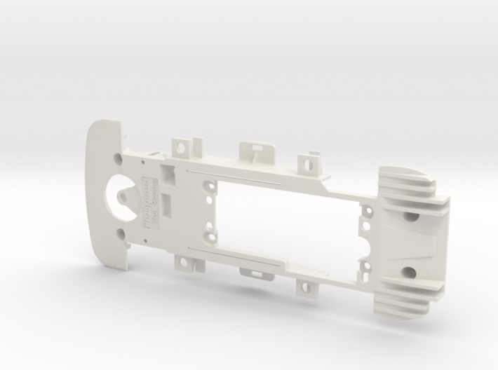PSCA01502 Chassis Carrera for a BMW M4 DTM 3d printed