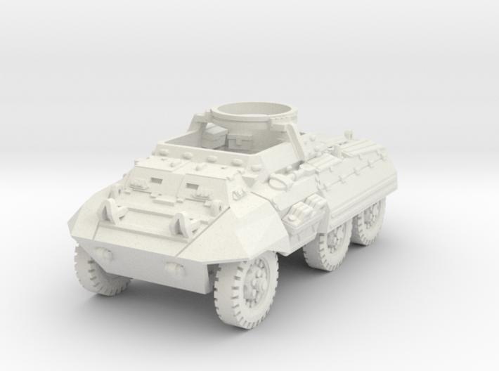 M20 Command Car mid 1/76 3d printed
