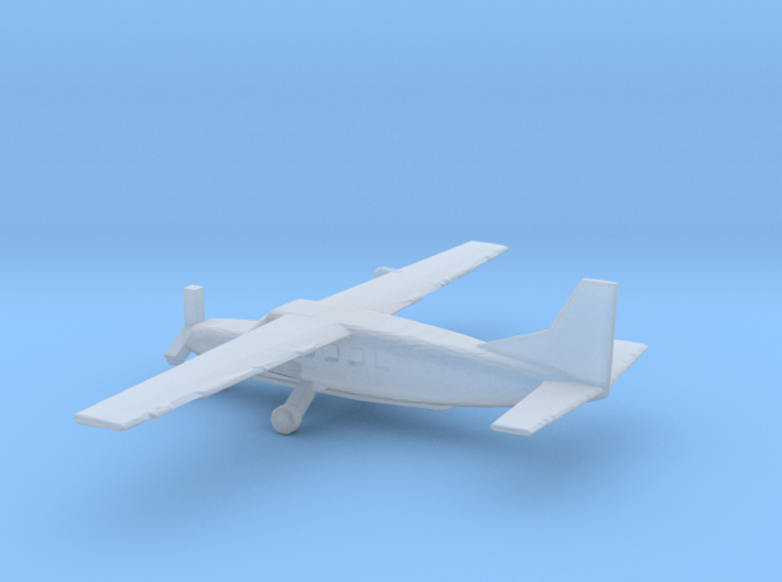 1/500 Scale Cessna 208 Caravan 3d printed