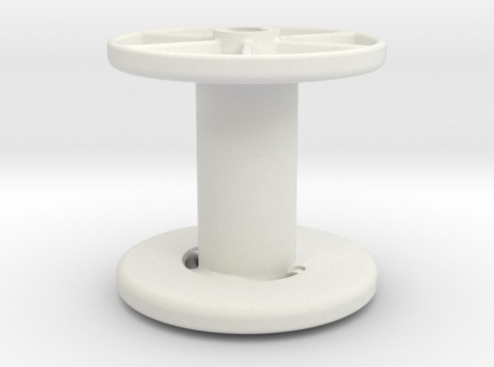 stringreel diameter 4, 4 wide 3d printed