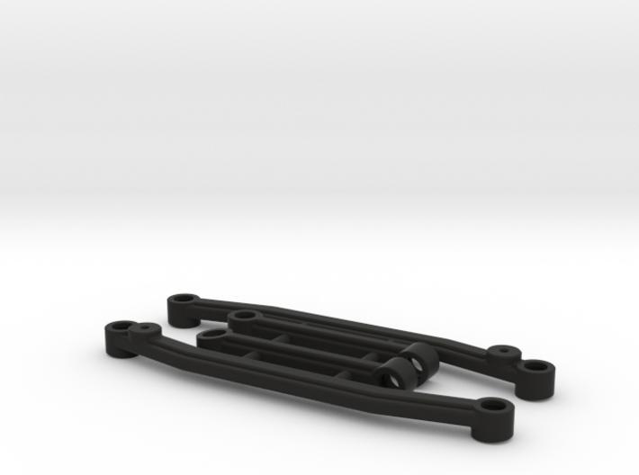 SCX24 Improved Steering Linkage Set 3d printed