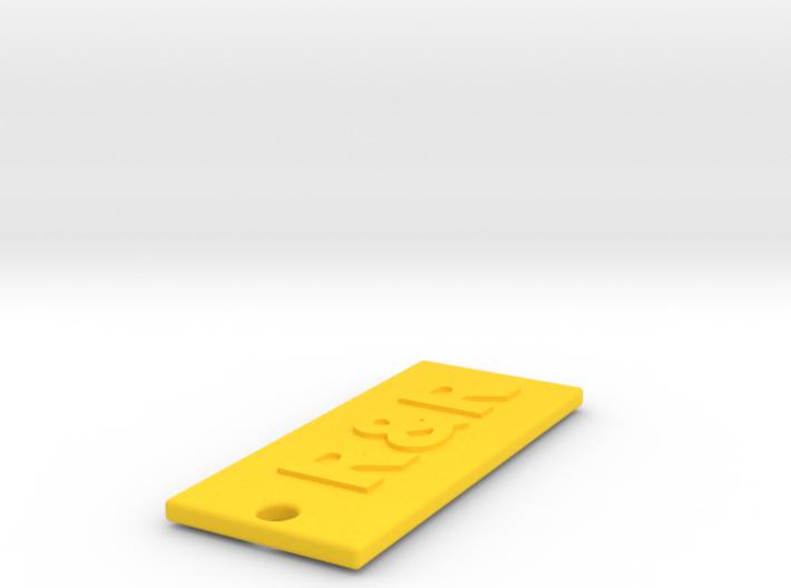 R&RMSO 3d printed