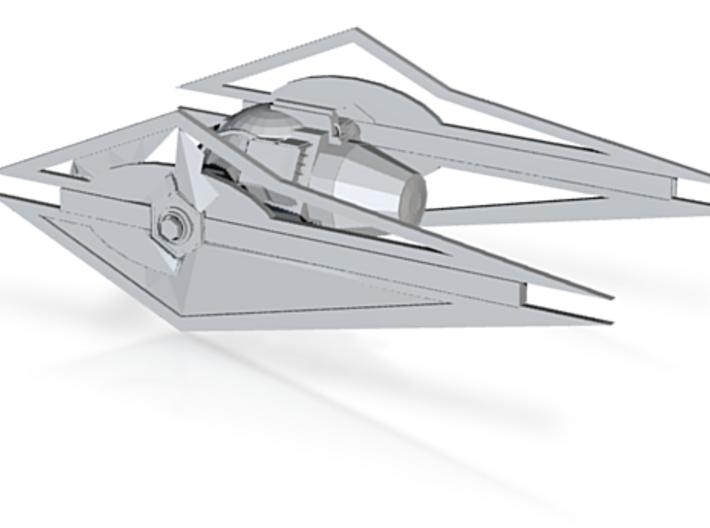 Tie Fighter 3d printed