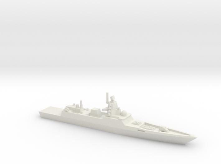 Admiral Gorshkov-class frigate, 1/1800 3d printed