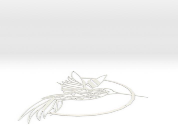 Bird Wall Art 3d printed