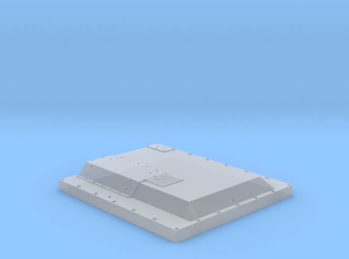 VIA Rail F40PH-2D Inertial Hatch 3d printed