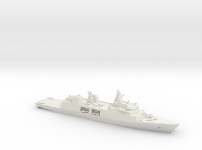 Type 31 Frigate 3d printed
