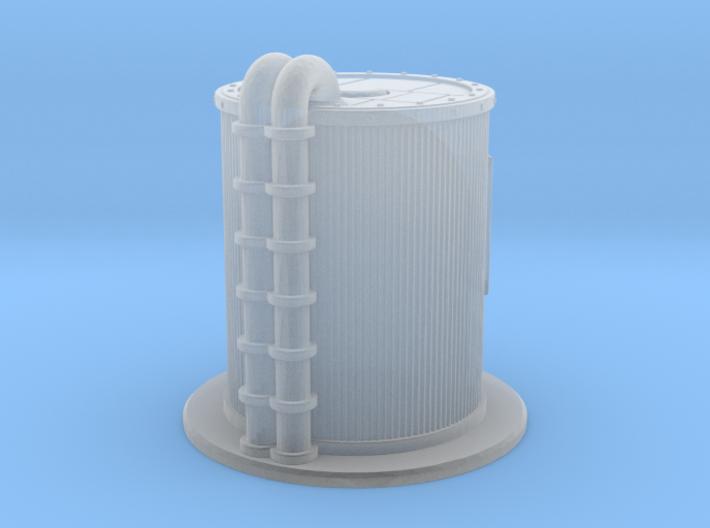 Oil Cistern 1/285 3d printed