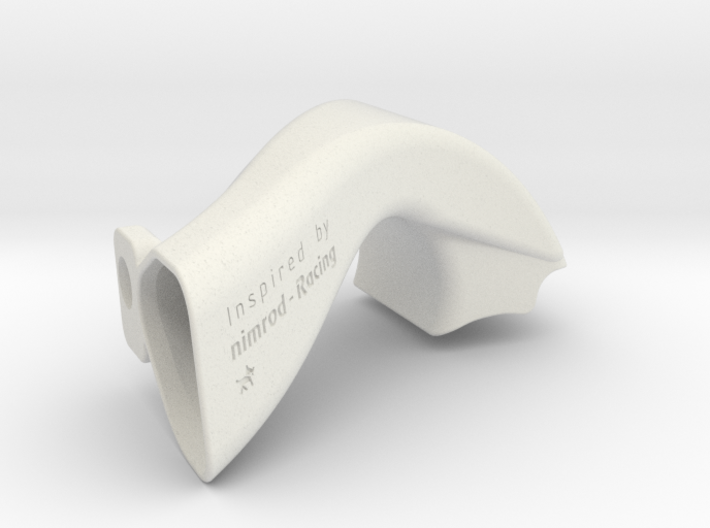 Airscoop for Tamiya Dyna Storm 3d printed