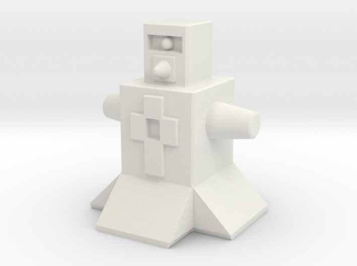 Pollo Mini Model 3d printed