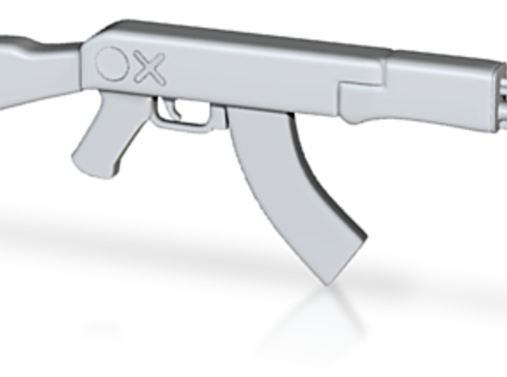 AK Pendant 3d printed AK47