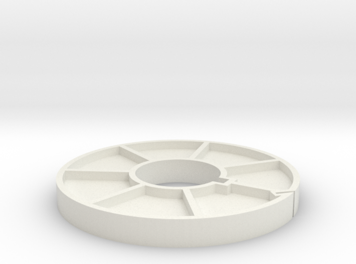 3in Core for Super8 3d printed