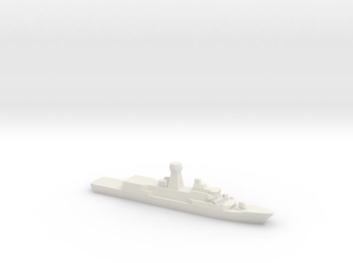 Anzac Refitted 1/3000 3d printed