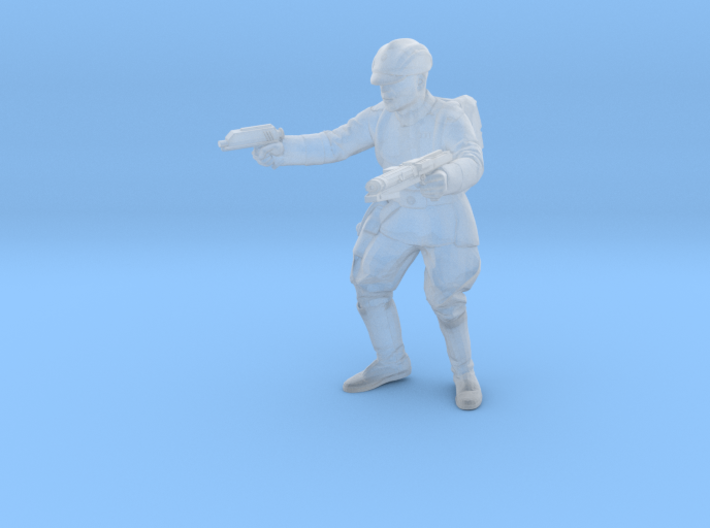 Clone Officer 2.3 Legion Scale 3d printed