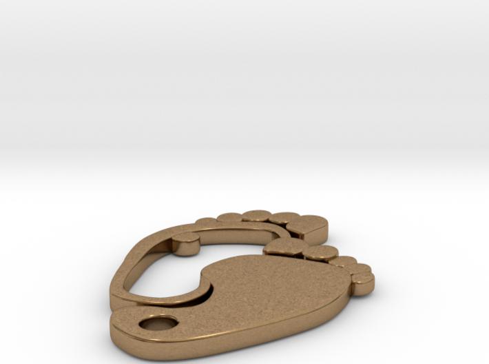 Reflexology || Balanced Feet 3d printed