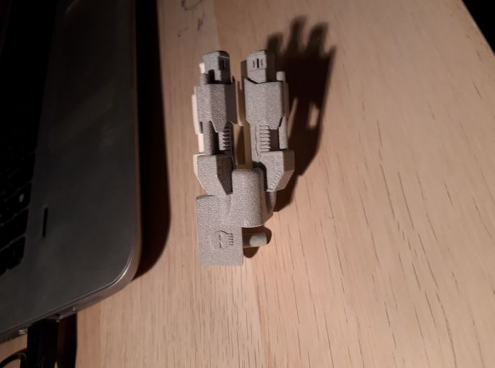 transformers Cyclone Cannon 3d printed