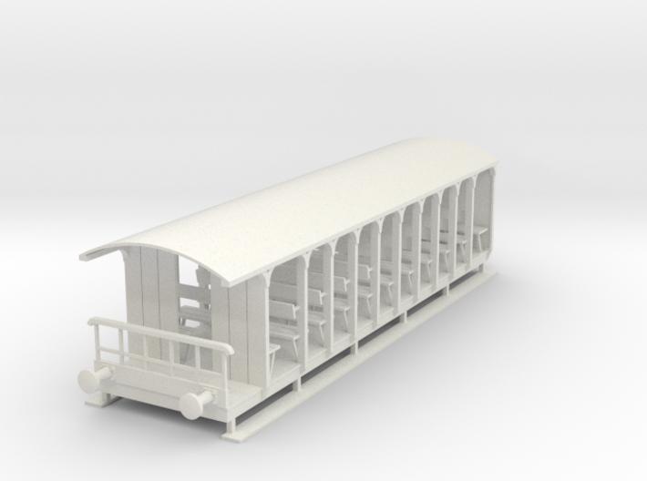 o-32-corringham-toastrack-coach 3d printed