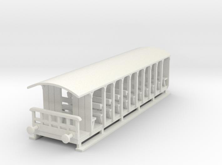 o-100-corringham-toastrack-coach 3d printed
