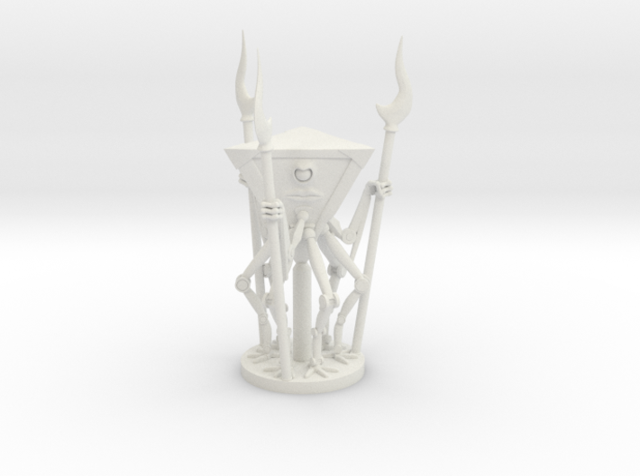 Tridrone Updated 3d printed