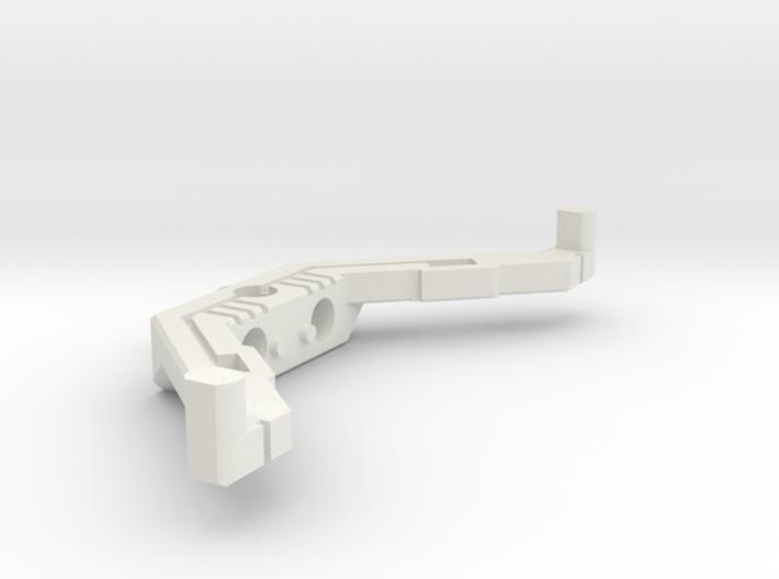 TF PotP Jet Combiner Seeker chest mount 3d printed